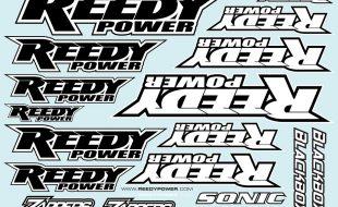 Reedy 2020 Decal Sheet