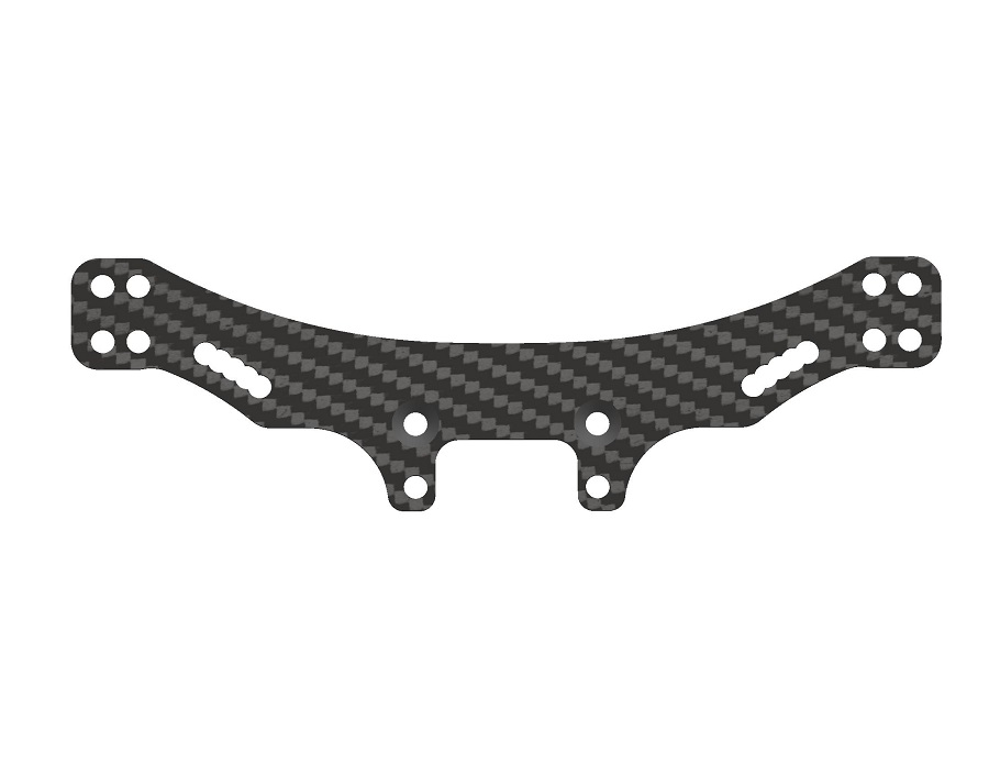 Serpent Carbon Fiber Shock Towers For The X20