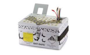 Bat-Safe LiPo Charging Container – An inexpensive insurance policy