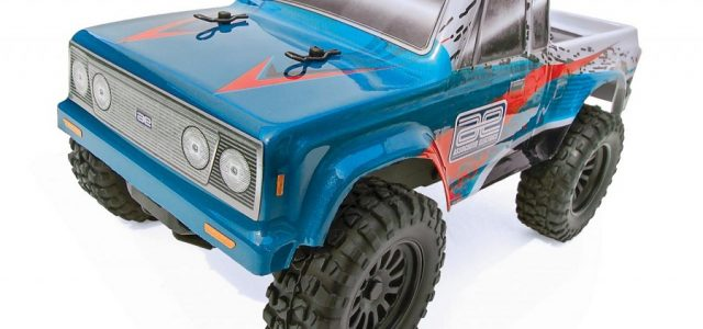 Team Associated CR28 1/28 Electric 2WD RTR Trail Truck [VIDEO]