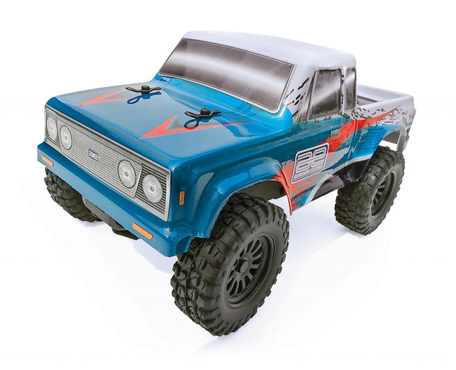 Team Associated CR28 1/28 Electric 2WD RTR Trail Truck