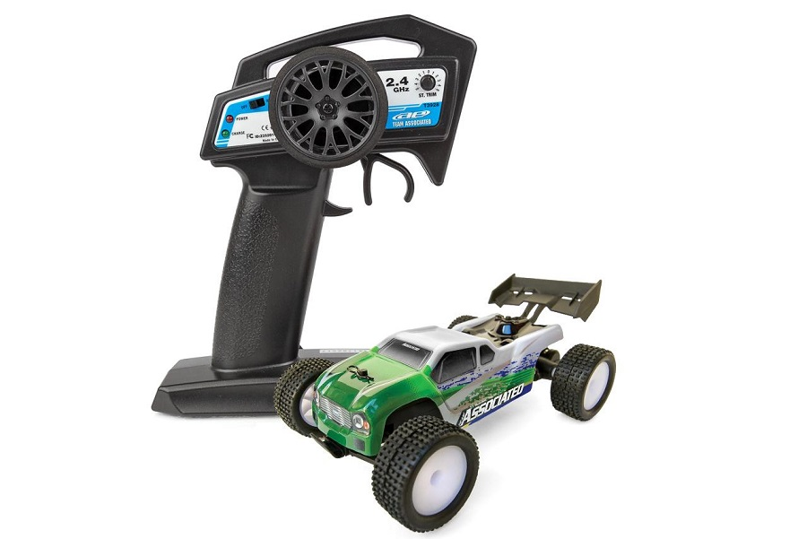 Team Associated TR28 1/28 Electric 2WD RTR Truggy