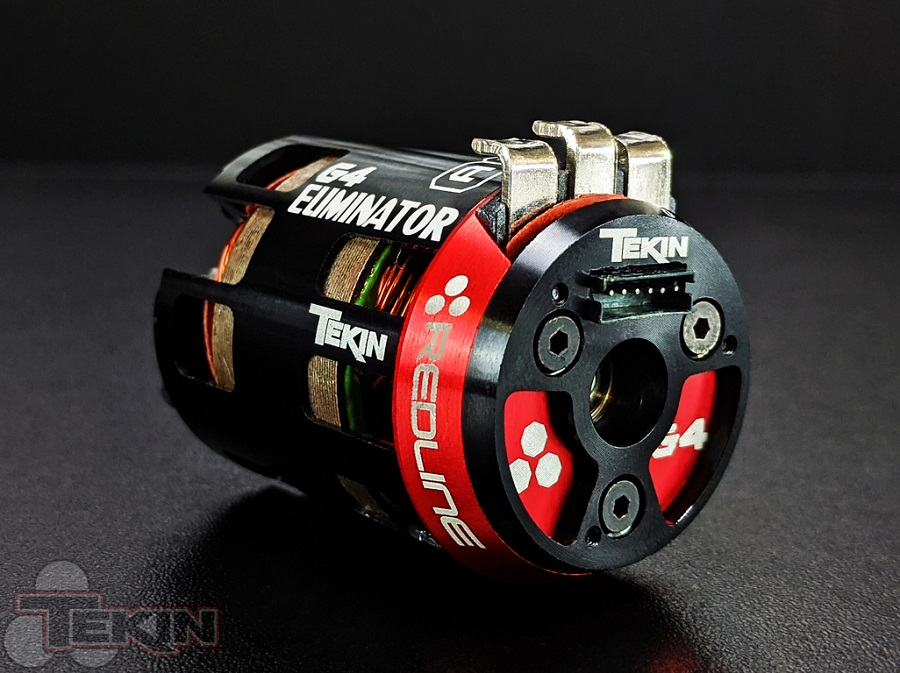 Tekin GEN4 Eliminator Drag Racing 1/10 Brushless Motor