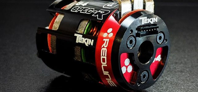 Tekin GEN4 SPEC-R 1/10 Brushless Motor