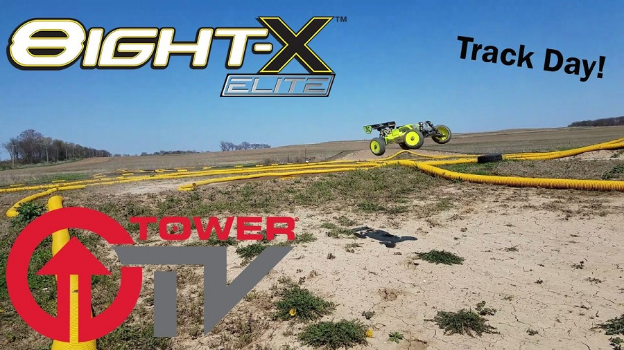 Tower TV: 8IGHT-X Elite Track Day