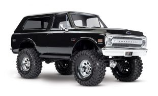 Traxxas Chevrolet '69 & '72 Blazer Bodies For The TRX-4