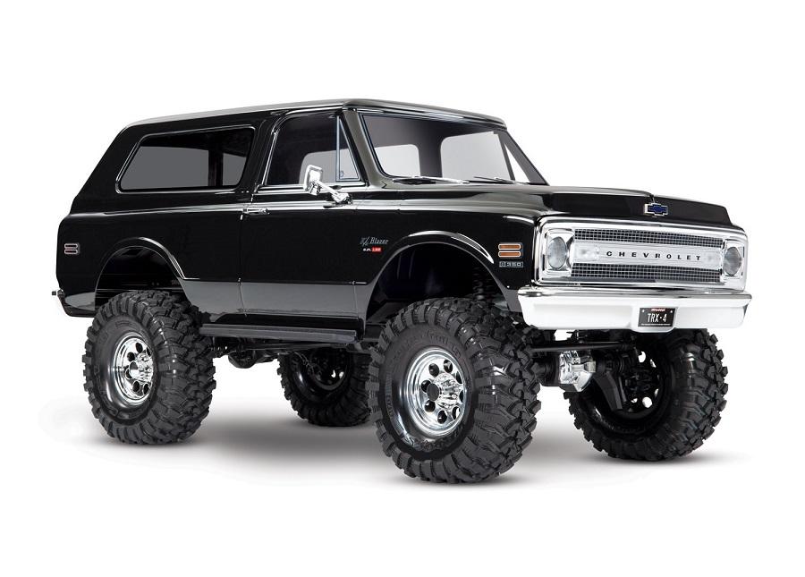 Traxxas Chevrolet '69 & '72 Blazer Bodies For The TRX-4