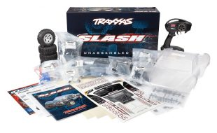 Traxxas Slash 2WD Unassembled Kit