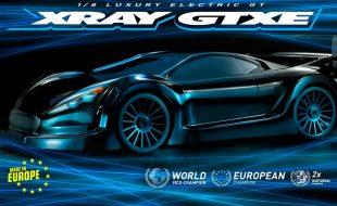 XRAY GTXE GT 1/8 On-Road Kit