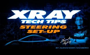 XRAY Tech Tips: T4 Steering Setup [VIDEO]