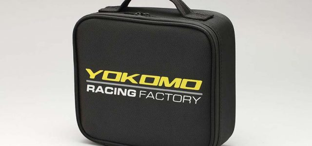 Yokomo Compact Nylon Tool Bag