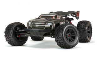 ARRMA 1/8 Kraton 4WD EXtreme Bash Roller Speed Monster Truck