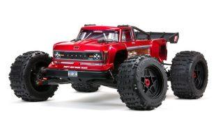 ARRMA OUTCAST 4X4 8S BLX 1/5 Stunt Truck [VIDEO]