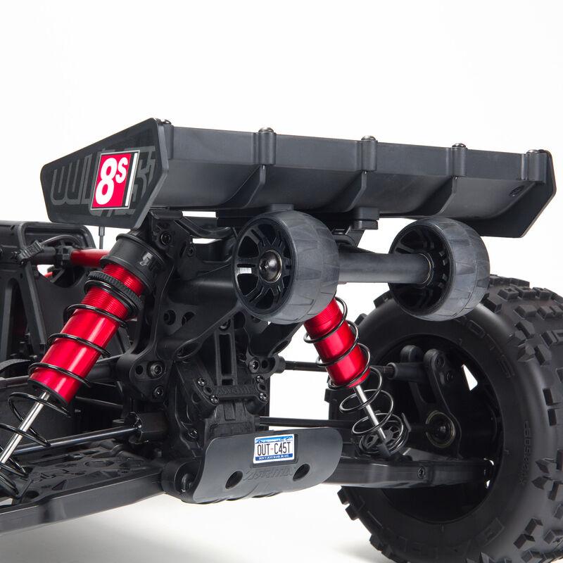 ARRMA OUTCAST 4X4 8S BLX 15 Stunt Truck