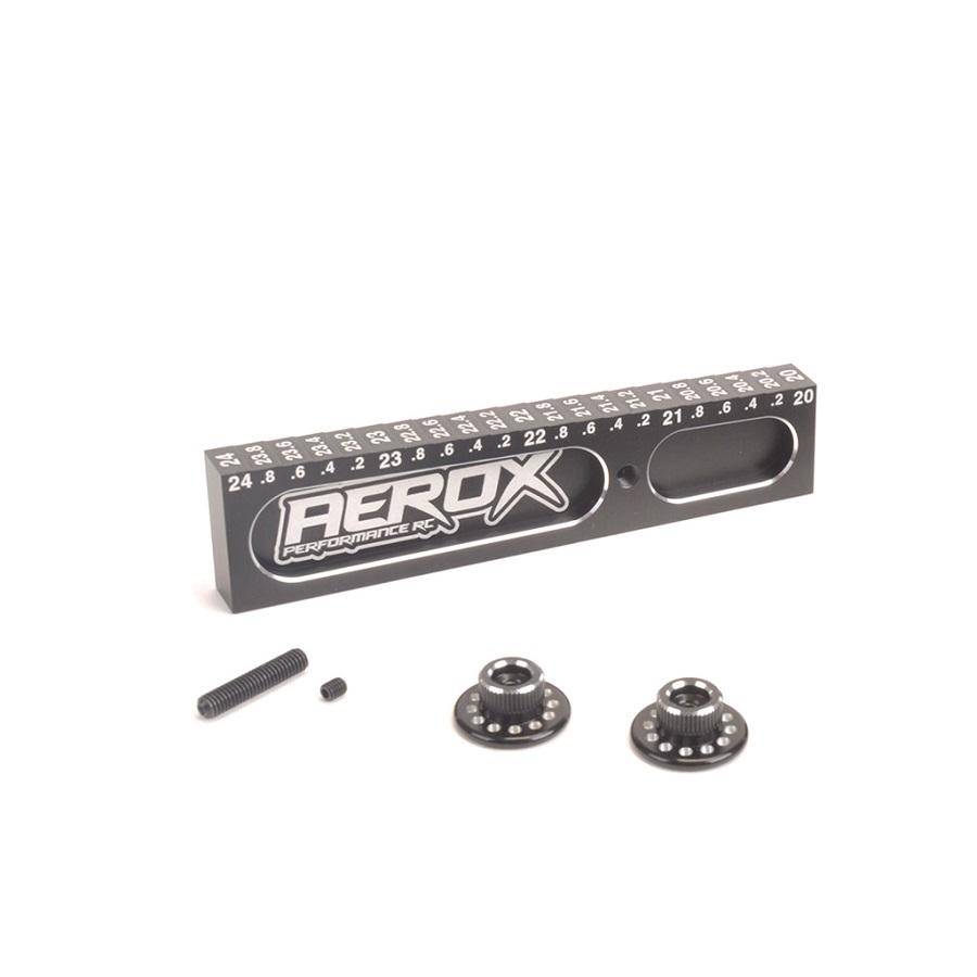 Aerox Droop Gauge Set