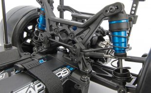 Anti-Roll Bar Set For The Team Associated DR10