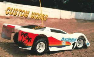 #TBT The Custom Works Dominator from November 1989 issue