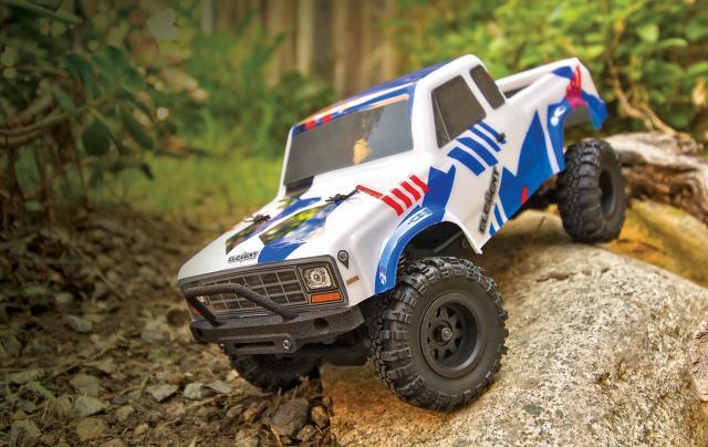 Enduro24 Crawler RTR Sendero Trail Truck