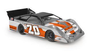 """JConcepts L8D """"Decked"""" Late Model Clear Body Now Available In Lightweight Option"""