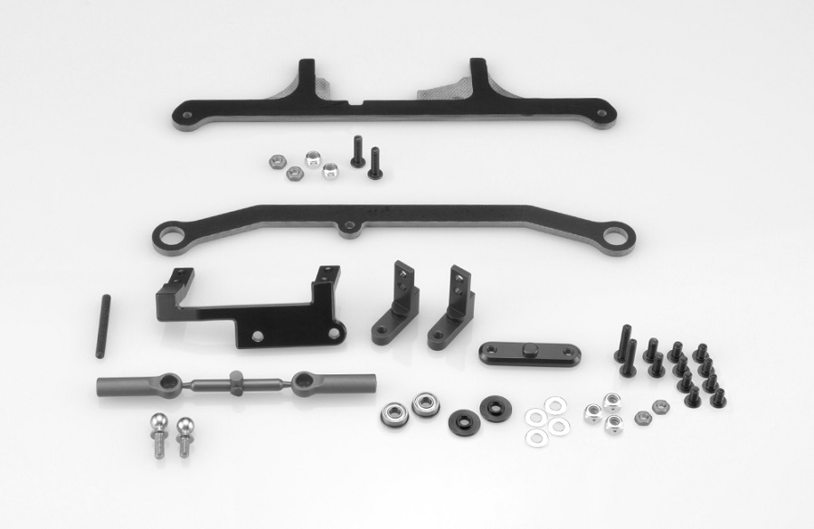 JConcepts Regulator Chassis Conversion Kit & B.A.S.