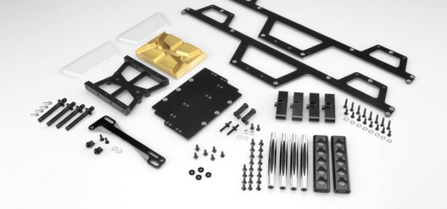 JConcepts Regulator Stage 2 Chassis Conversion Kit & B.A.S. [VIDEO]