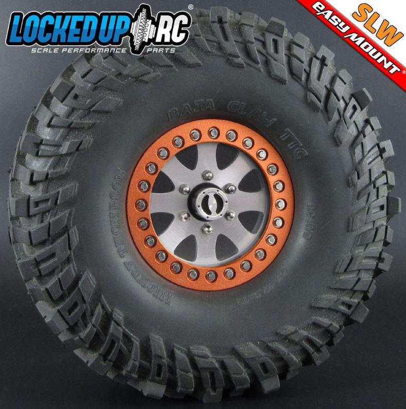 Locked Up 1.9 Mach SLW Internal Beadlock Wheel