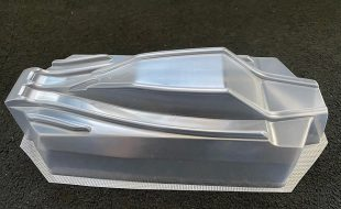Penguin 'Vortex' Clear Bodyshell For The Schumacher For The CAT L1 & CAT L1 EVO