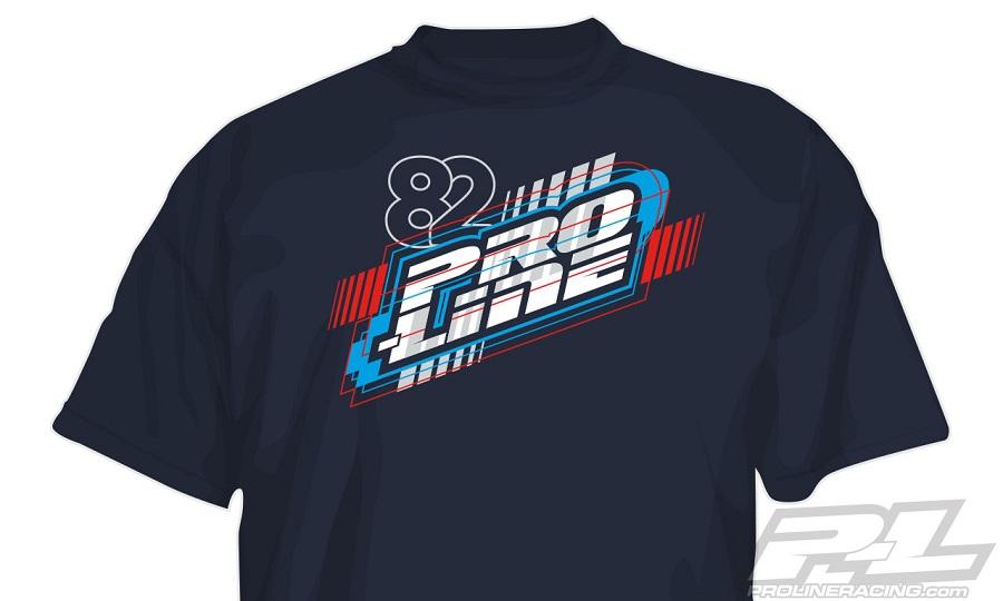 Pro-Line Energy Navy Blue & Retro T-Shirt & Retro Racerback Tank