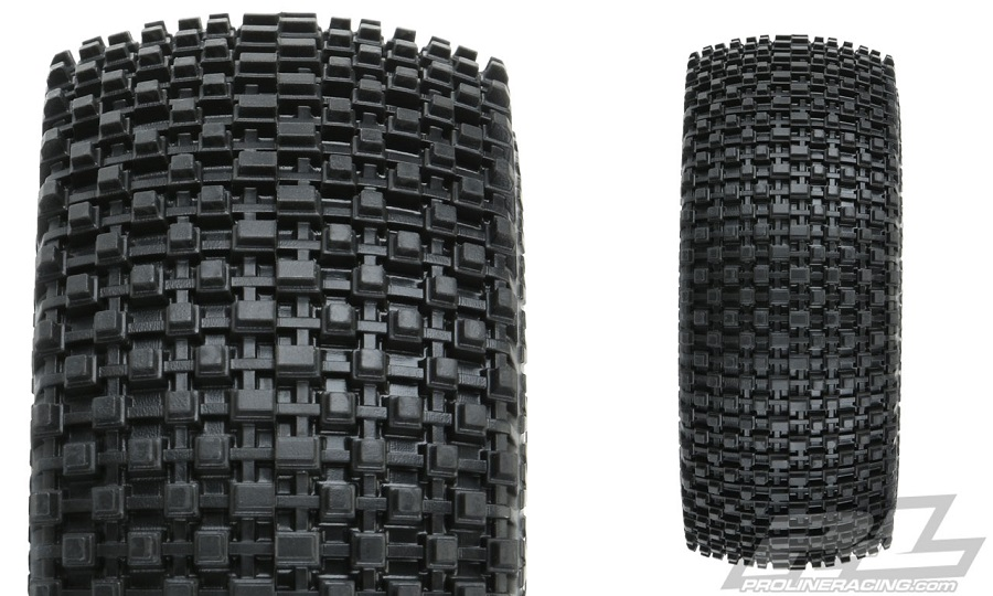 "Pro-Line Mounted Gladiator SC 2.2""/3.0"" Tires"