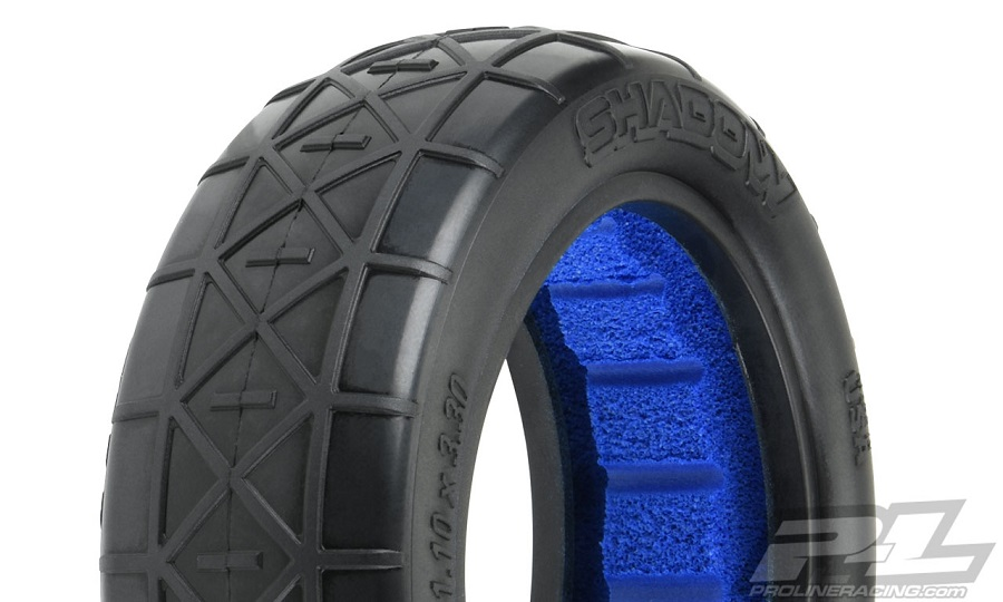 """Pro-Line Shadow 2.2"""" Off-Road Buggy Tires"""