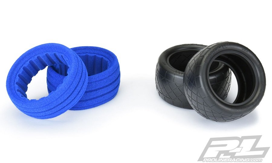 "Pro-Line Shadow 2.2"" Off-Road Buggy Tires"