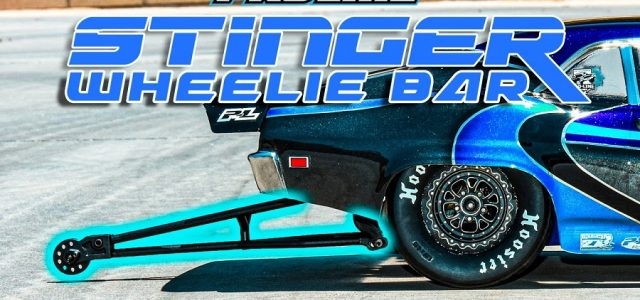 Pro-Line Stinger Drag Racing Wheelie Bar [VIDEO]