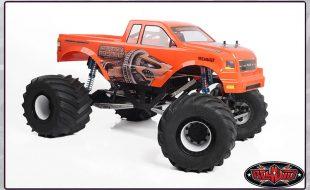 RC4WD Carbon Assault 1/10 Monster Truck [VIDEO]