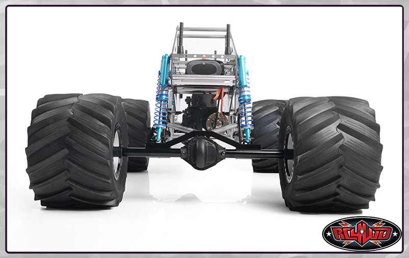 RC4WD Carbon Assault 110 Monster Truck