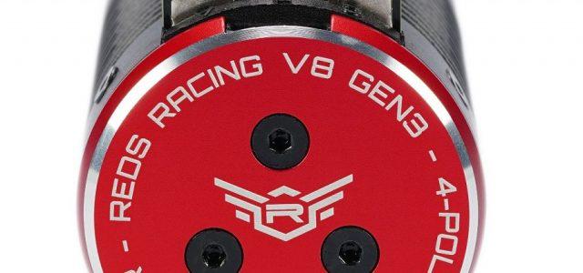 REDS 2350 KV & 2800 KV Motors