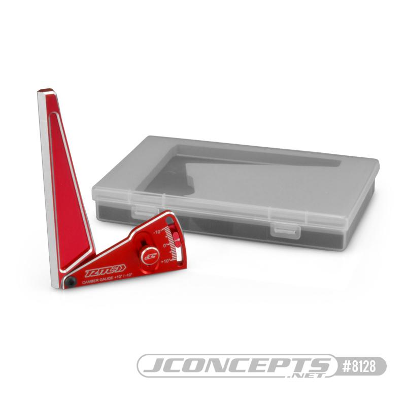 RM2 Aluminum 18 Camber Gauge