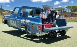 Chevy Blazer  Wheel-Stander