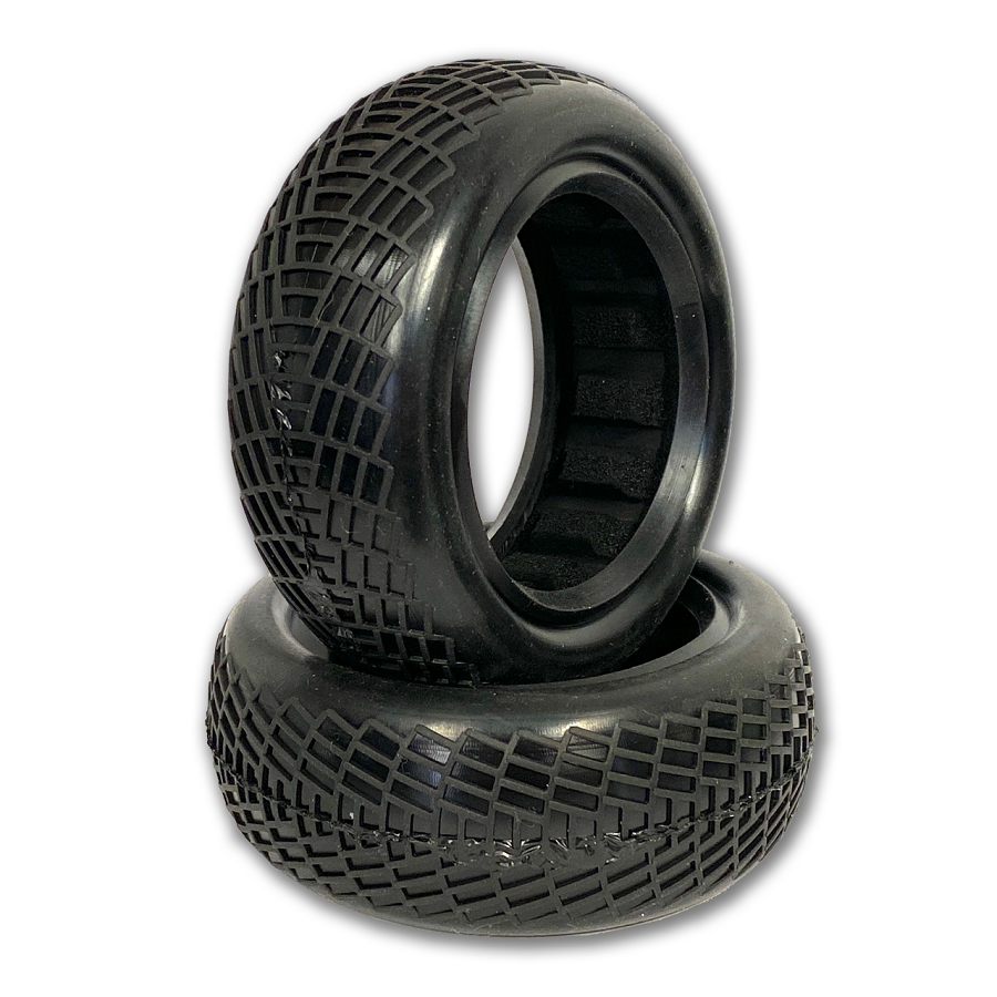 Raw Speed RC Radar Front 2.2″ Buggy Tires
