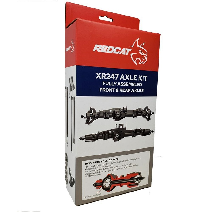 Redcat XR247 Axle Kit