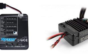 Reedy SC480X Brushed Crawler ESC & Program Card