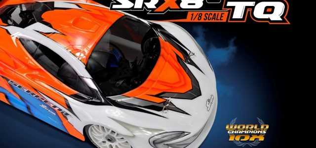 Serpent SRX8GT TQ 1/8 Nitro On-Road Car