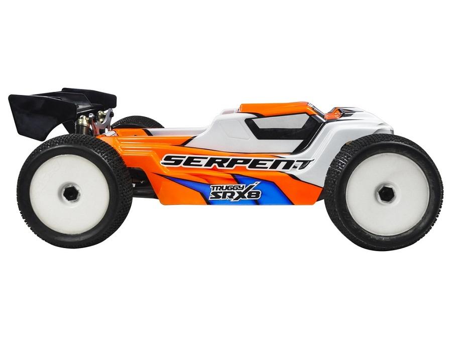 Serpent SRX8T-E 1/8 4WD Electric Truggy
