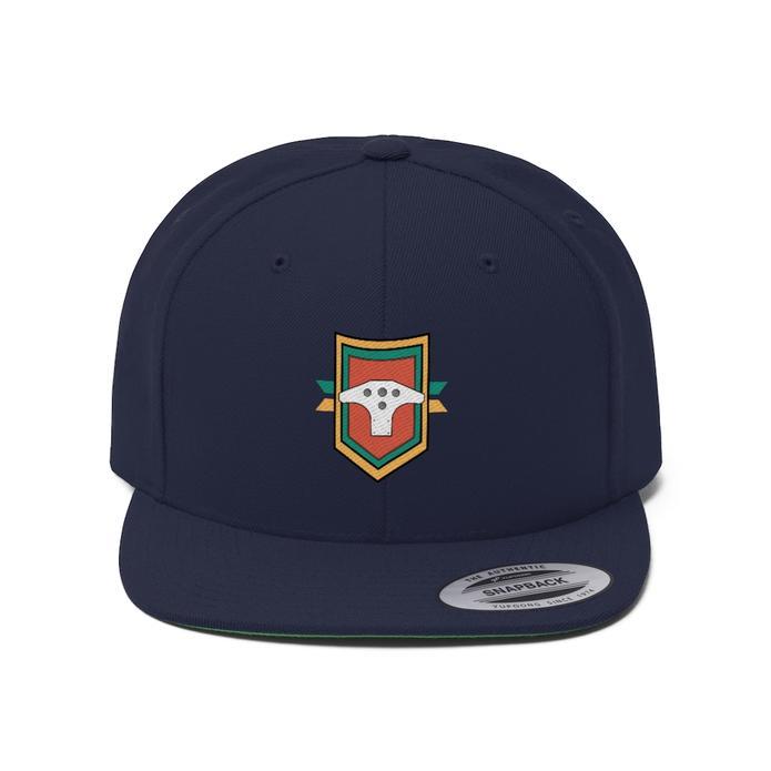 T-Bone Racing Snapback Hat