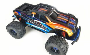 TBR R2 EXO Cage External Roll Cage For The Traxxas MAXX