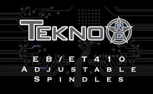 Tekno Adjustable EB/ET410 Spindles [VIDEO]