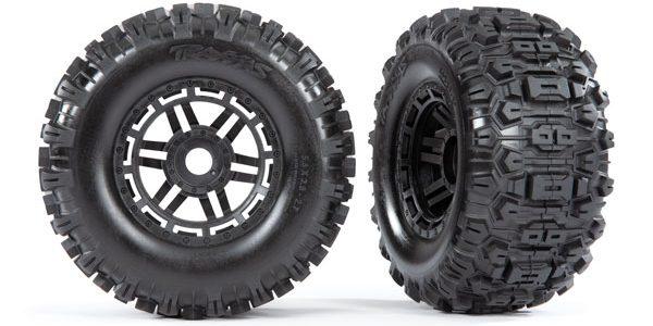 Traxxas Sledgehammer Tires For The Maxx [VIDEO]