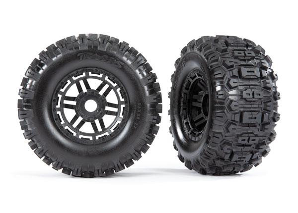 Traxxas Sledgehammer Tires For The Maxx