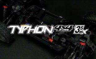 Under The Hood: ARRMA Typhon 4X4 3S BLX [VIDEO]