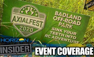 AxialFest Badlands 2020 – Horizon Insider Event Coverage [VIDEO]
