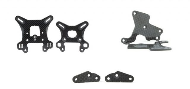 Avid Carbon Parts For The Team Associated RC8B3.2